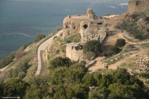 Nimrod-Fortress-Israel