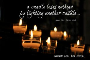 shine your light share your light