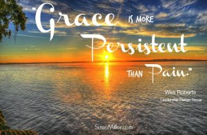 grace is persistent