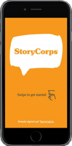 story corp app