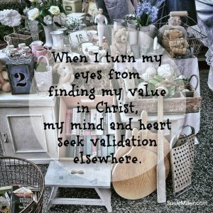 validation in Christ