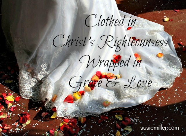 clothed in righteouness