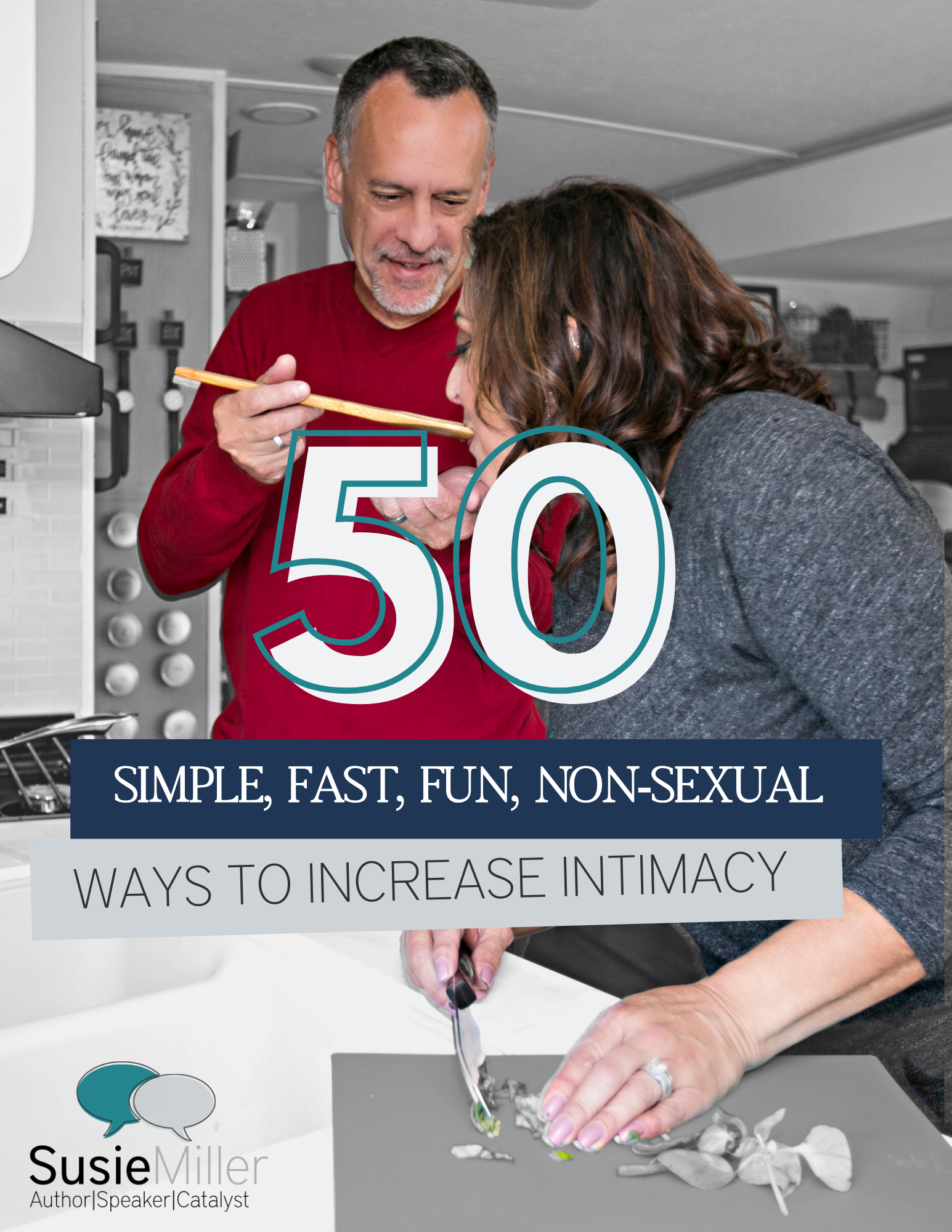 50 Simple, Fast, Fun Non Sexual Ways to Increase Intimacy